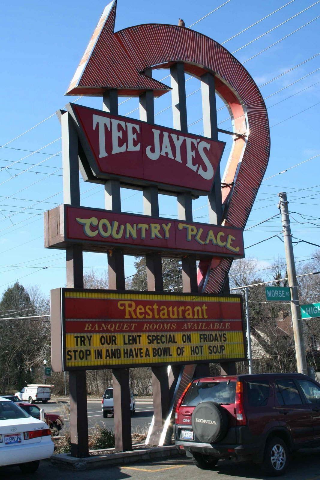tee jaye 39 s country place columbus oh breakfast with nick. Black Bedroom Furniture Sets. Home Design Ideas