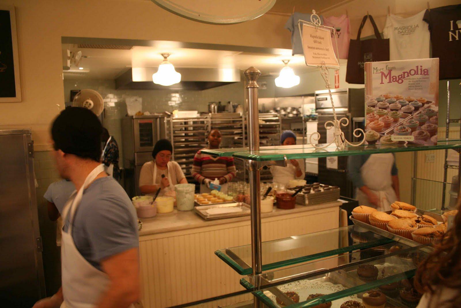 Magnolia Bakery Midtown New York NY