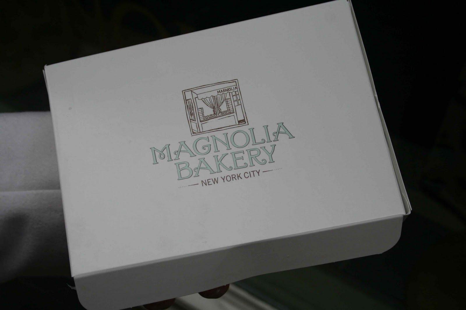 Magnolia Bakery (Midtown)   New York, NY - Breakfast With Nick