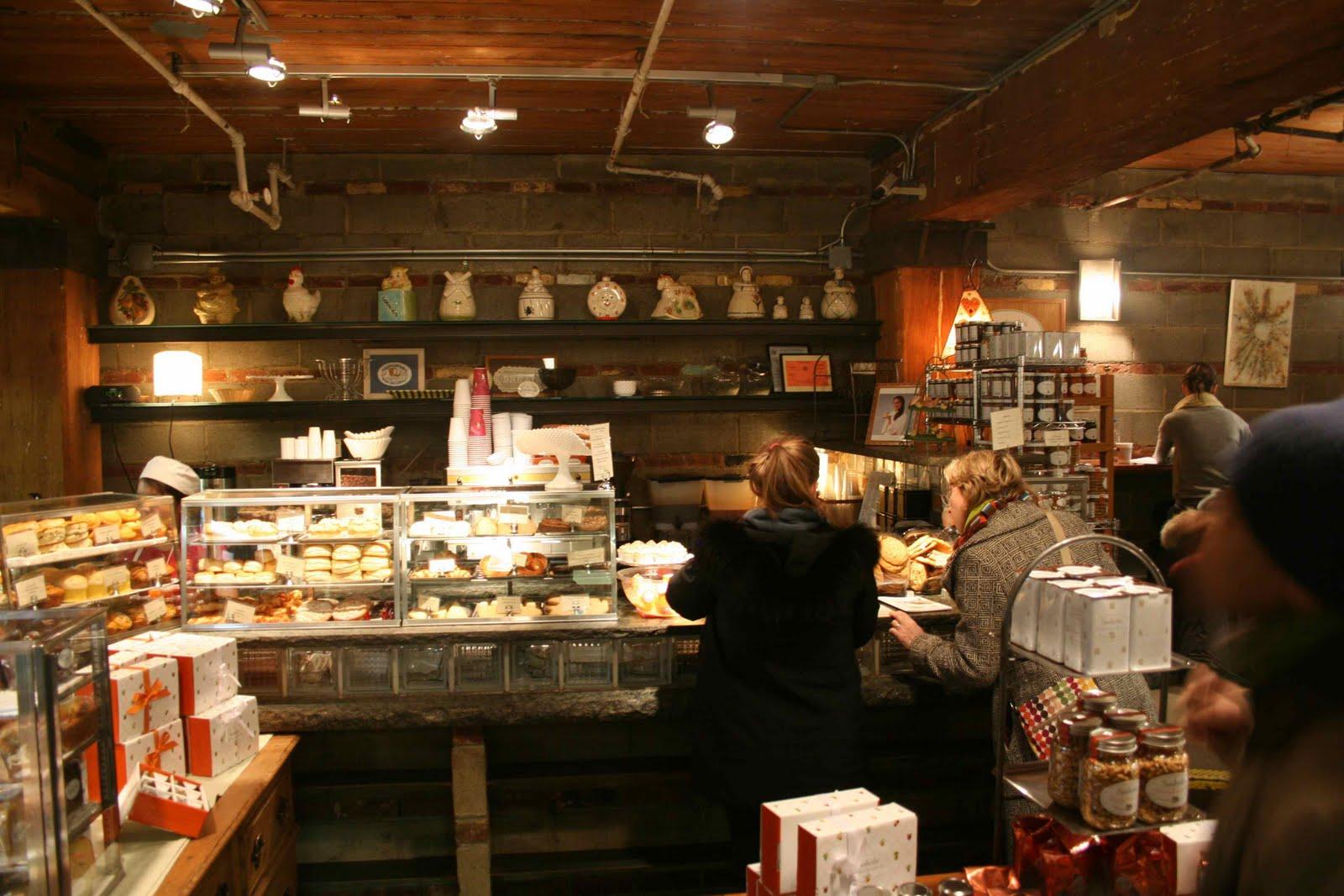 Good Restaurants Chelsea Market