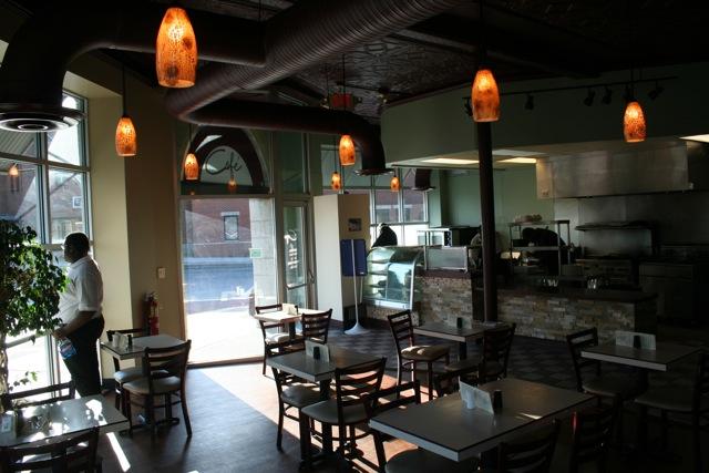Single cafe linden