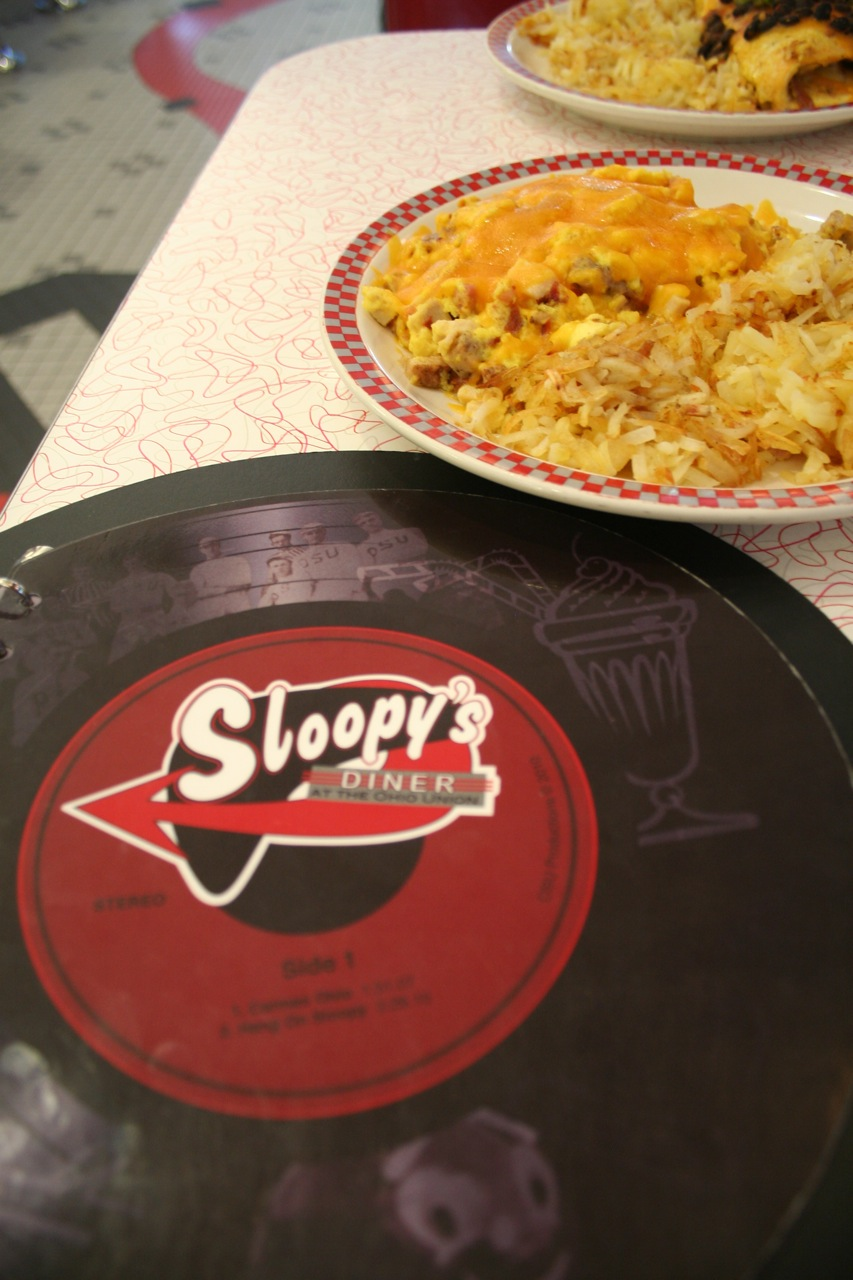 Sloopy's Diner | Columbus, OH - Breakfast With Nick