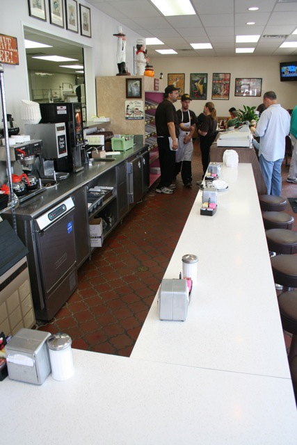 Photos The Renovated Honey Dip Donuts Amp Diner Breakfast