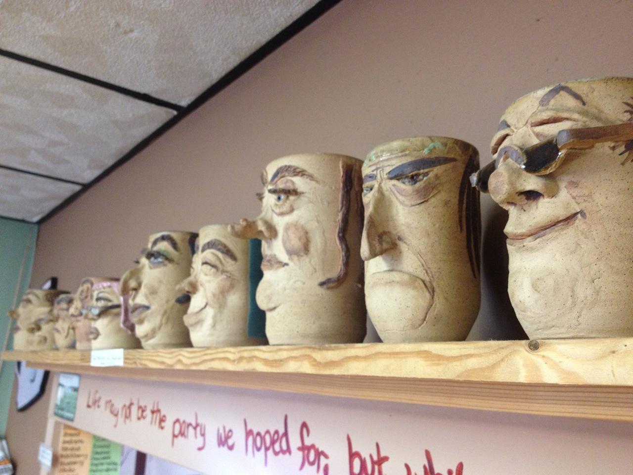 Uglie Mugs Coffee : Avon, NC