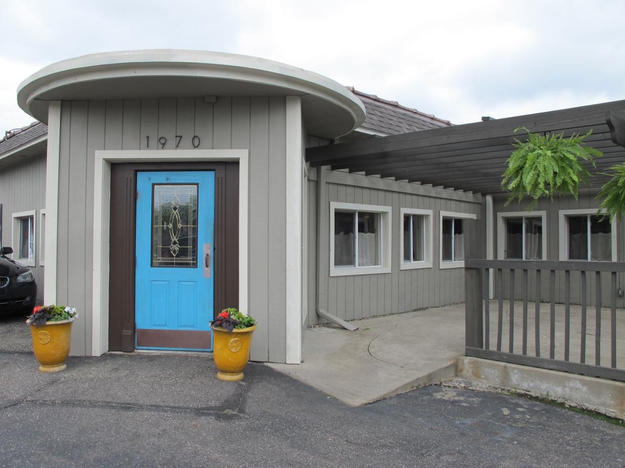 & The Blue Door Cafe u0026 Bakery   Cuyahoga Falls OH