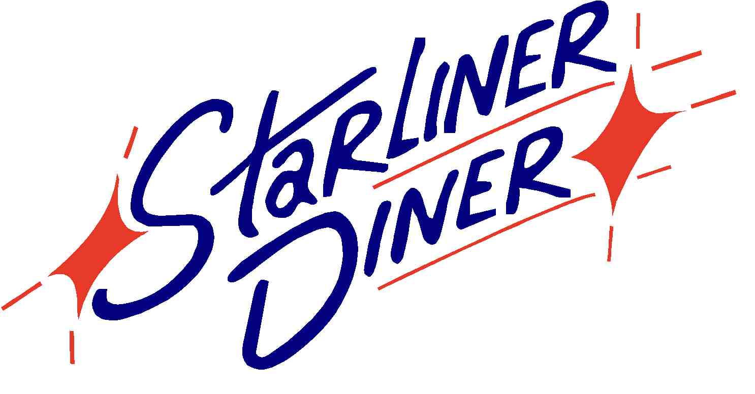 Come enjoy the best eats in the galaxy at Starliner Diner!